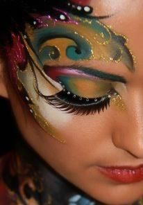 This is Art. 26  Make Up Trends & Looks