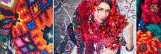 Украинки-красавицы: колоритные краски зимы (фото) | Newsoboz