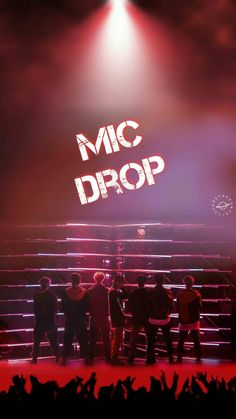 Bts Mic Drop wallpaper