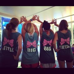 Bigs and littles