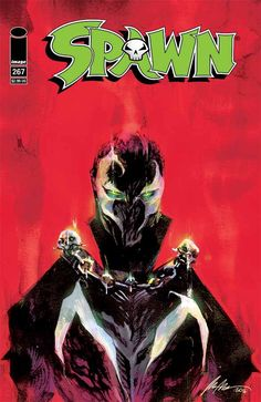 Spawn Cover by Rafael Albuquerque Dc Comics, Spawn Comics, Image Comics, Comic Book Characters, Comic Character, Comic Books Art, Comic Art, Book Art, Spawn Costume