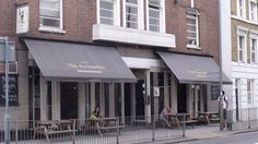 The Normanby. Whether it's for an office lunch, a drink with friends or party, The Normanby, 231 Putney Bridge Road offers the perfect environment in which to celebrate. Delicious lunches and hearty dinners as well as cosy areas to reserve for that special event.   Famous for classic pub food, great music, a friendly vibe and Sky Sports, with Live Music every Month.  All major sporting events shown on 4 large plasmas with split screen capability, it is the place to watch sports in Putney.