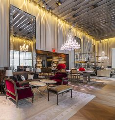 Baccarat hotel and residences | Carvart