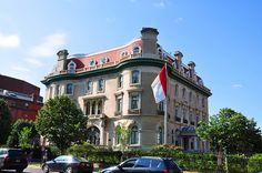 Embassy of Indonesia - Washington DC, via Flickr.