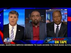 Love ya LEO, HELL is waiting  for REV COON JESSIE PATTERSON , Hannity Guest Leaves in Middle of Segment on Walter Scott Shooting: 'I'm...