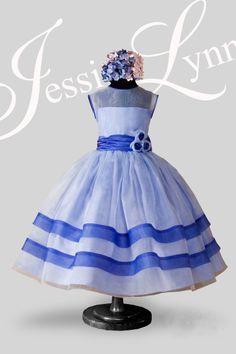 Jan Communion Dress by Jessica Lynn