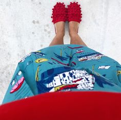 Our last day on Formentera calls for pompom shoes 6 Years, My Outfit, Pajama Pants, Day, Outfits, Shoes, Fashion, Moda, Suits