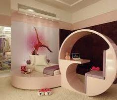 Resultado de imagem para quartos decorados femininos rock