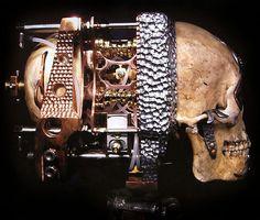 Bizarre pinhole camera by Wayne Belger.