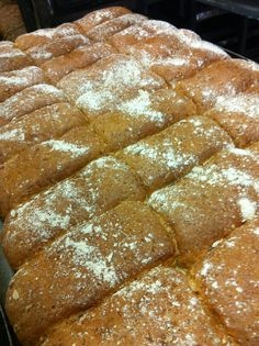 spelt rolls baked daily @Barb Somers Molloy Bakery & Fine Food ...