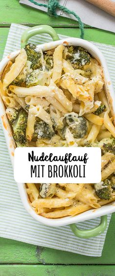 leckere-brokkoli-nudeln-backen-wie-von-mama-wunderbar-herzhaft-und-genau-das-diatplan/ delivers online tools that help you to stay in control of your personal information and protect your online privacy. Baked Pasta Recipes, Noodle Recipes, Rice Recipes, Healthy Recipes, Pasta Casserole, Casserole Dishes, Casserole Recipes, Broccoli Pasta Bake, Broccoli Casserole