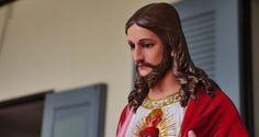 MI RINCON ESPIRITUAL: Creciendo cerca del Sacratísimo Corazón de Jesús