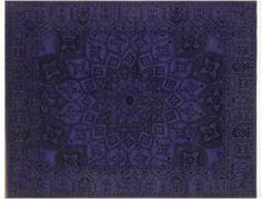 Maryrose Blue/Blue (8'1 x 9'9) A8148