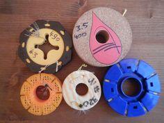 Spools for tenkara, keiryu or seiryu