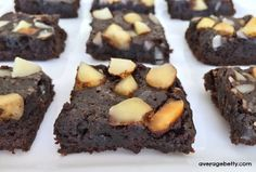 Filthy Rich Brownies Recipe