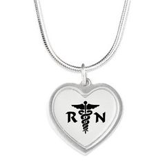 Nurses Heart Charms