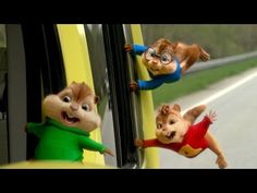 Alvin And The Chipmunks: The Road Chip | Book tickets at Cineworld Cinemas