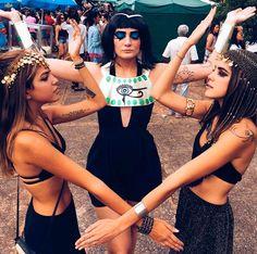 As melhores fantasias usadas pelas nossas leitoras no Carnaval