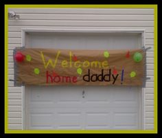101 awesome ideas for military welcome home signs korea