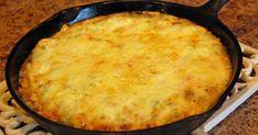 Το pontos-news.gr σάς προτείνει μια ποντιακή συνταγή πεντανόστιμη και πανεύκολη. Mediterranean Recipes, Different Recipes, Cornbread, Macaroni And Cheese, Ethnic Recipes, Kitchen, Greek, Eggs, Easter
