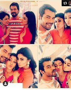 Kumkum Bhagya, Cute Couples, Bollywood, Actors, Tv, Celebrities, Movie Posters, Movies, Fashion
