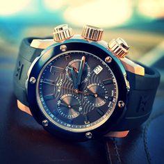 Chronoffshore-1 Chronolady For ladies only #edox #edoxswisswatches #chronoffshore-1 #brown #rosegold #chronograph #chronolady #ladieswatch#sport #elegant #swissmade #swisswatches #wotd #edoxfans #followus