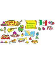 Cinco de Mayo Bulletin Board Set - Carson Dellosa Publishing Education Supplies