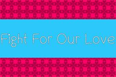 Fight For Our Love font by Misti's Fonts - FontSpace