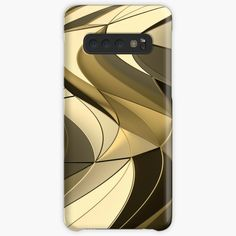 #Redbubble #bluberryteal #Phone case #modern phone cover #abstract phone cover #gold phone cover#Copper swirls# Tablet Cases, Phone Cover, Abstract, Gold, Summary, Yellow