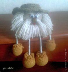 Gnomes, Ideas Para, Rooster, Makeup Looks, Bunny, Hobbit, Dolls, Miniature, Crochet