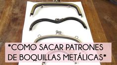 COMO SACAR PATRONER DE BOQUILLAS METÁLICAS