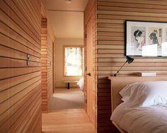 Wood Slat Wall Design