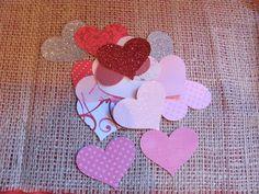 Paper, Ribbon and Ink: Valentine artwork