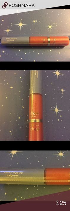 Avon Chillout Lip Gloss Skinny Dipping Avon Chillout Lip Gloss in Skinny Dipping - Discontinued & hard to get! Never used or even opened, Still sealed. Avon Makeup Lip Balm & Gloss
