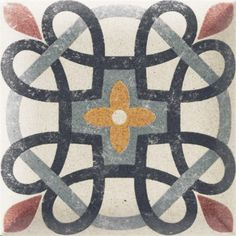 #Mainzu #Bombato Decor Enzo 12 different type of decors 15x15 cm | #Ceramic #Decor #15x15 | on #bathroom39.com at 42 Euro/sqm | #tiles #ceramic #floor #bathroom #kitchen #outdoor