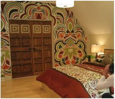 amazing walls, I am in love with all the ideas found here