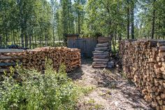 Finland, Firewood, Texture, Crafts, Woodburning, Manualidades, Surface Finish, Handmade Crafts, Arts And Crafts