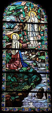 Nuestra Señora de Lourdes - Wikipedia, la enciclopedia libre
