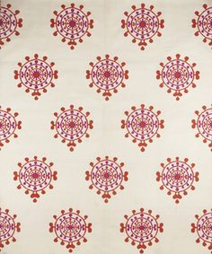 How Amazing is this Rug? (Majorelle Pink)