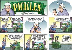Pickles strip for December 14, 2014