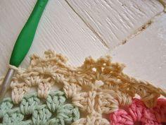 Color 'n Cream: Tutorial Simple Edging
