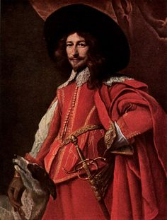 Flemish Gentleman (1632 - artist unknown)