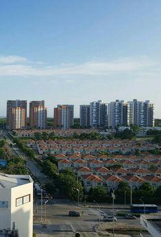La nueva Barranquilla, sector La Castellana