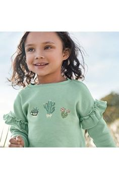 Buy Green/Navy Crews Two Pack (3mths-6yrs) from Next Israel