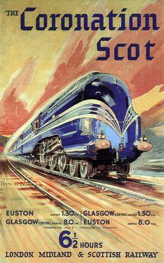 4048.Pro Sempione Railroad German POSTER.Transportation Decorative Italian Art.