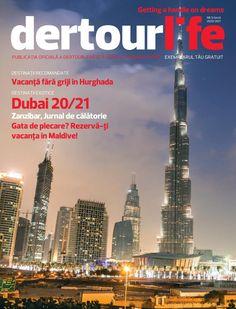 Catalog Dertour Life Vacante si Destinatii Iarna 2021 - Catalog AZ Burj Khalifa, Willis Tower, Dubai, Catalog, Building, Travel, Life, Viajes, Buildings