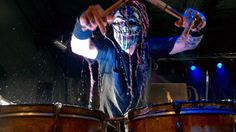 #skinny #mushroomhead #waterdrums