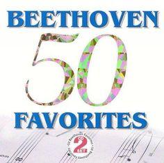 Various - 50 Beethoven Favorites