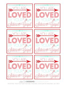 February 2013 Visiting Teaching Message Printable