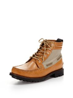Leather Boat Boot by Rag and Bone